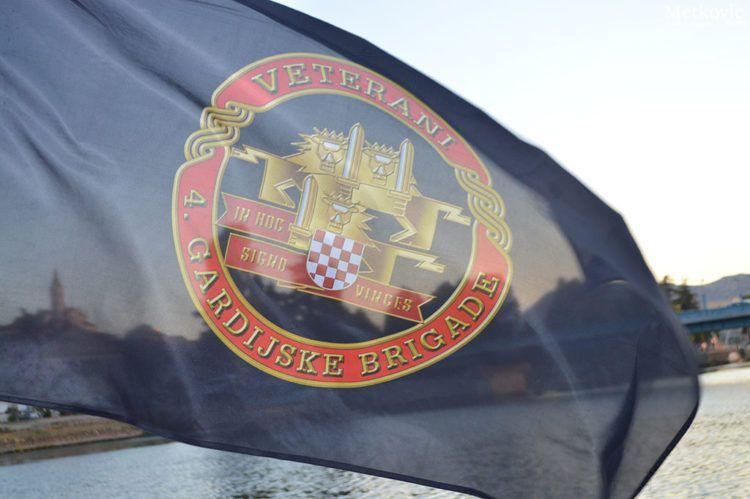 Veterani 4. gardijske brigade: Hrvatski državni crveni tepih treba zaslužiti