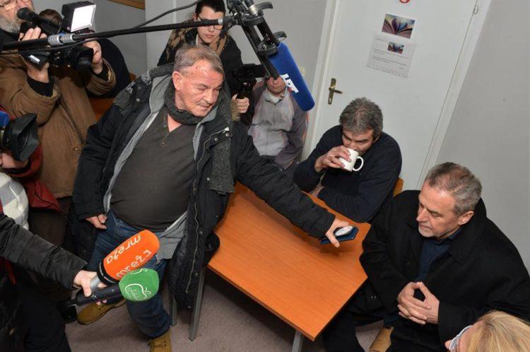 Gradonačelnik Bandić iz Prihvatilište za beskućnike pozvao sve koji imaju problema da zatraže pomoć