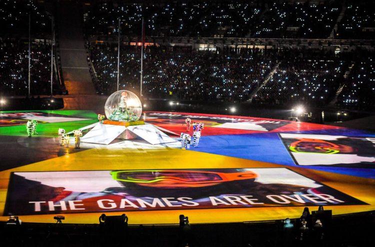 ZOI 2018 – Zatvorene Zimske olimpijske igre u Pjongčangu