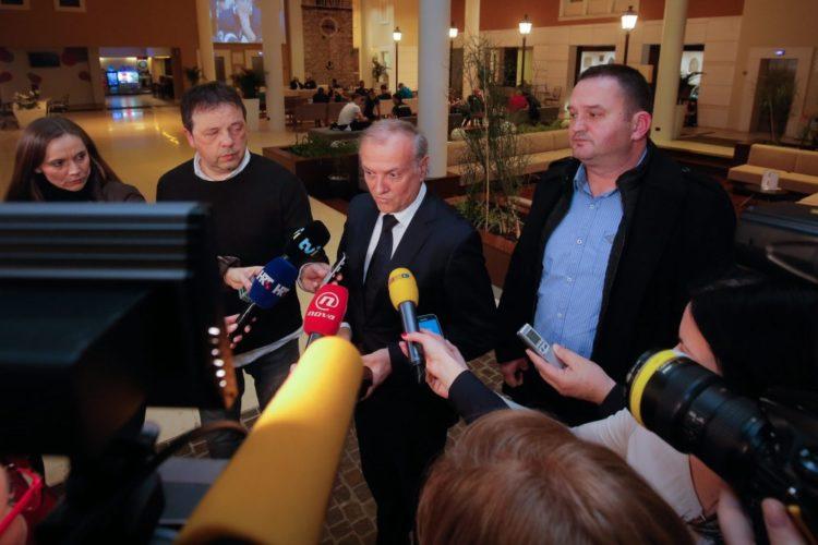 Ministar Dražen Bošnjaković: Savudrijskim ribarima osigurana pravna pomoć