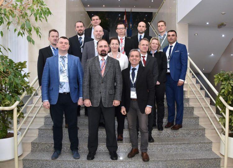 PROJEKT ATHENA – studijska posjeta Ministarstvu unutarnjih poslova