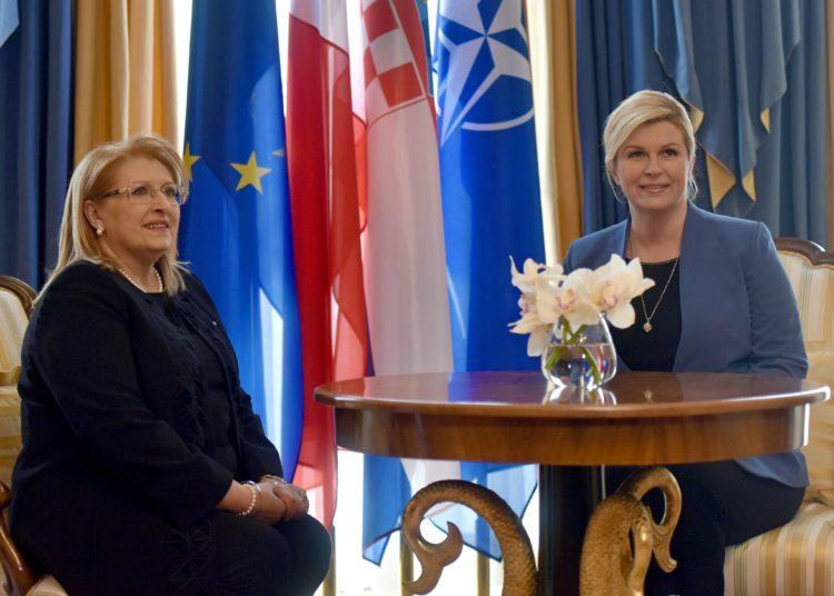 Malteška predsjednica Coleiro Preca počela posjet Hrvatskoj
