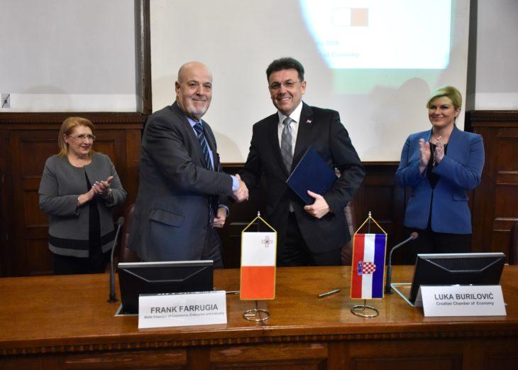 Održan Hrvatsko-malteški gospodarski forum