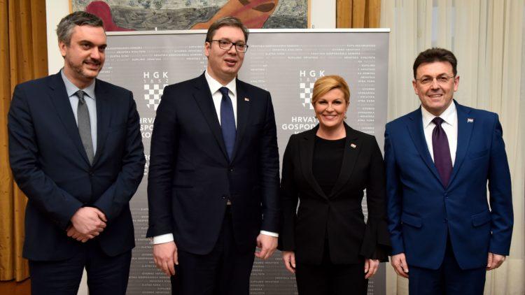 U Zagrebu održan Hrvatsko-srbijanski gospodarski forum