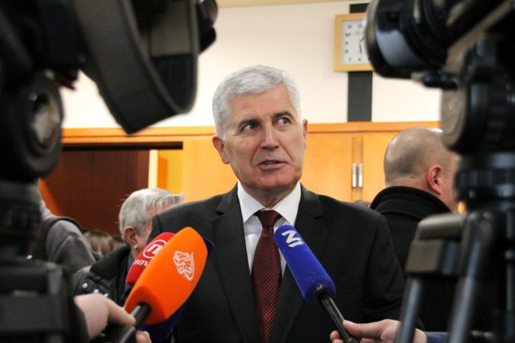 ZAGREB-Dragan Čović održao predavanje na ZSEM-u: Nitko iz BiH ne može zaustaviti projekt izgradnje Pelješkog mosta.
