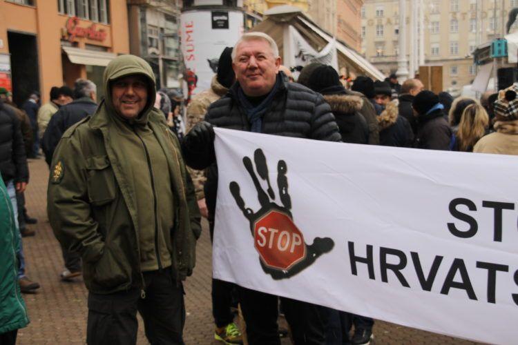 Josip Đakić: Branitelji će duboko razmisliti hoće li Grabar-Kitarović i dalje imati našu potporu