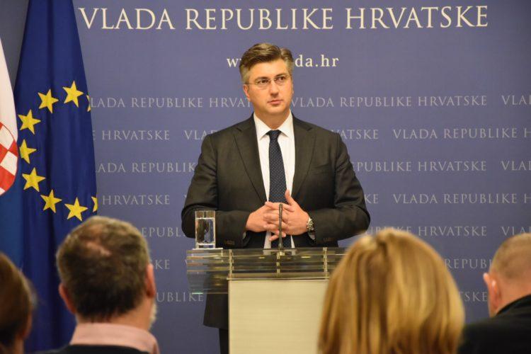 Plenković: Ramljak ostaje do izbora nove izvanredne uprave