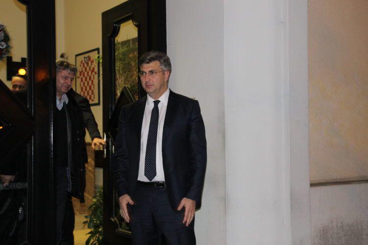 Plenković: Ratna odšteta izaziva opravdan interes javnosti