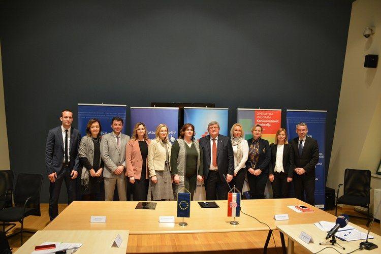 Gabrijela Žalac: Najvećim gradovima u Hrvatskoj za održivi razvoj osigurano 303,4 milijuna eura