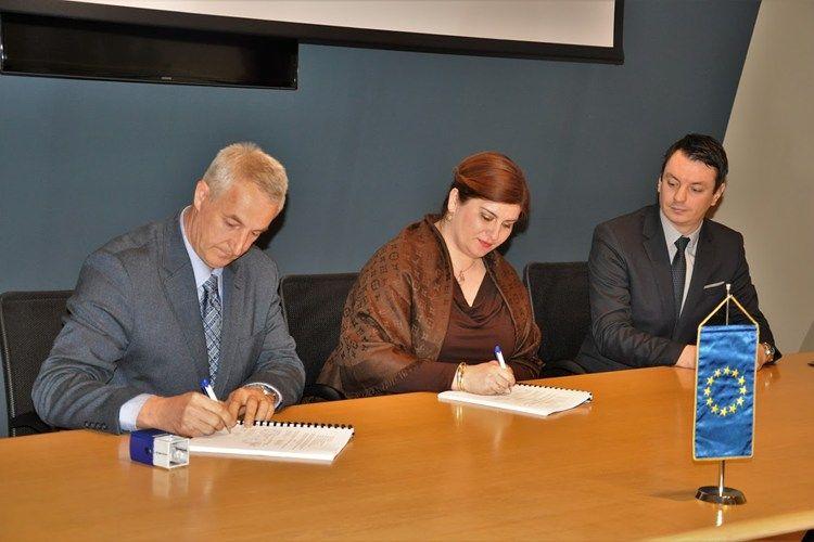 Gabrijela Žalac: Potpisano osam ugovora za EU projekte vrijedne 115 milijuna kuna