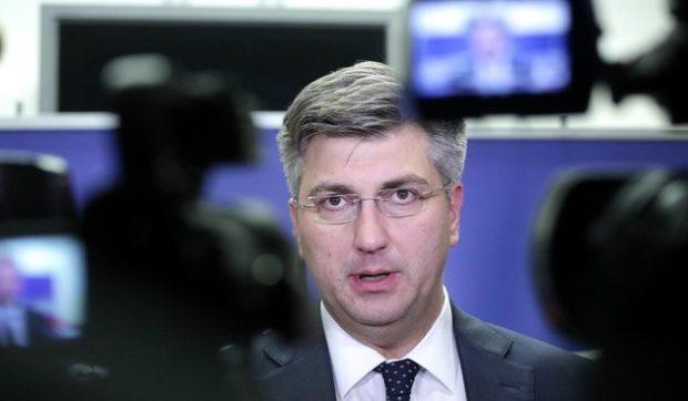 Andrej Plenković uputio sućut iranskom kolegi u povodu tragične zrakoplovne nesreće