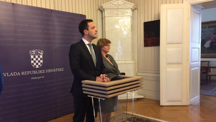 ŠOK U VLADI – Državni tajnik Strmota podnio ostavku pred iznenađenom ministricom Murganić