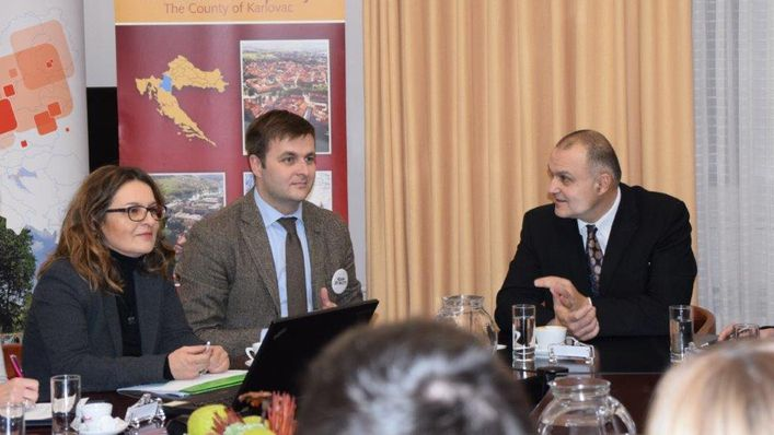 """Ministar Ćorić: """"Naš cilj je budućim generacijama ostaviti ljepšu našu"""""""