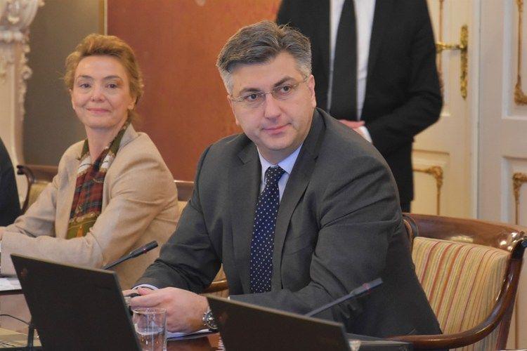 Plenković: Hrvatski ribari u Savudriji mogu biti mirni, Vlada će ustrajati na preuzetim obvezama