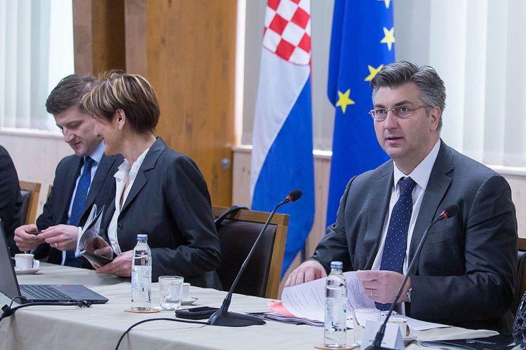 Predsjednik Vlade Plenković: izvanrednu Upravu u Agrokoru predložit ćemo kad budu gotove sve konzultacije