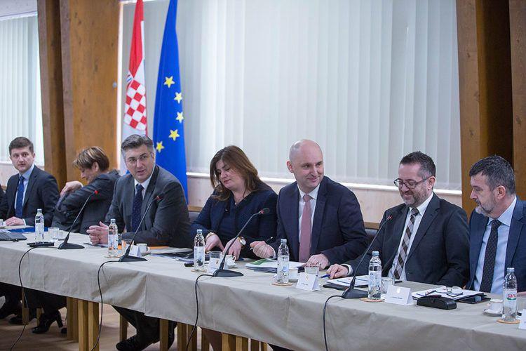 Zaključci 4. sjednice Savjeta za Slavoniju, Baranju i Srijem