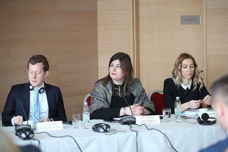Ministrica Žalac: Svjetska Banka uključuje se u Projekt Slavonija, Baranja i Srijem