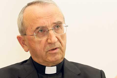Predsjednik HBK  Želimir Puljić: Za Crkvu je rodna ideologija neprihvatljiva