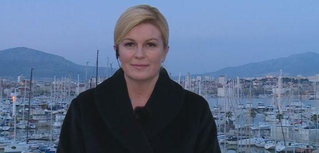 Predsjednica Kolinda Grabar-Kitarović: Kupnja borbenih zrakoplova od Izraela najbolja je opcija