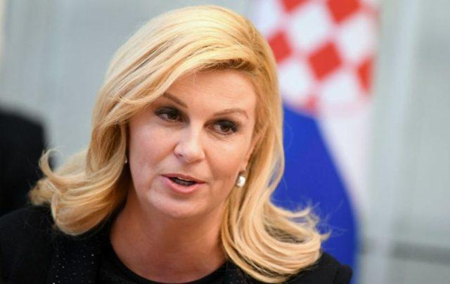 Predsjednica Grabar-Kitarović: Potreban širok raspon reformi kako bi se pokrenulo hrvatsko gospodarstvo