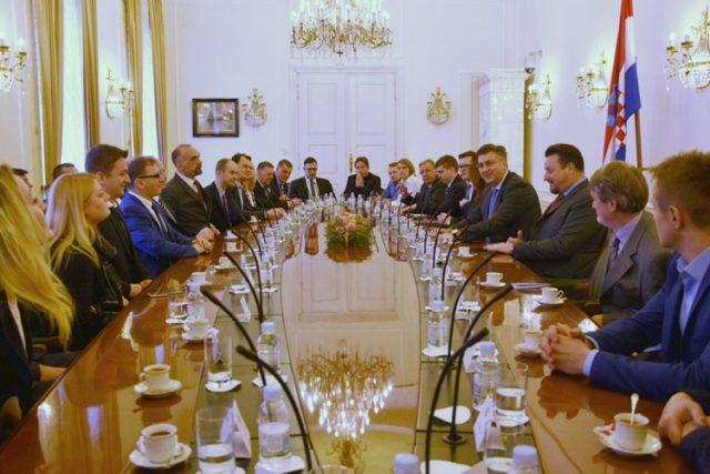 """Predsjednik Vlade Plenković sastao se s """"Udrugom nezavisnih"""""""