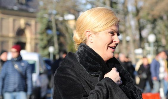 Predsjednica Grabar-Kitarović izmjestit će svoj Ured u Karlovačku županiju