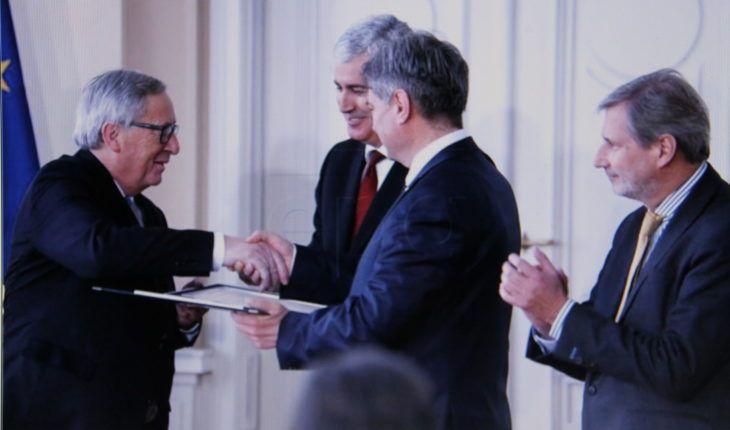 Juncker: BiH i zapadni Balkan su dio Europe, EU neće biti 'superdržava'