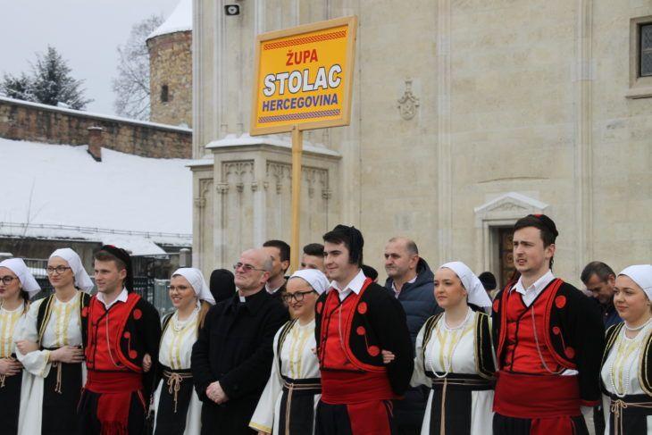 ZAGREB – Hodočašće Mostarsko-duvanjske i Trebinjsko-mrkanske biskupije na grob bl. Alojzija Stepinca