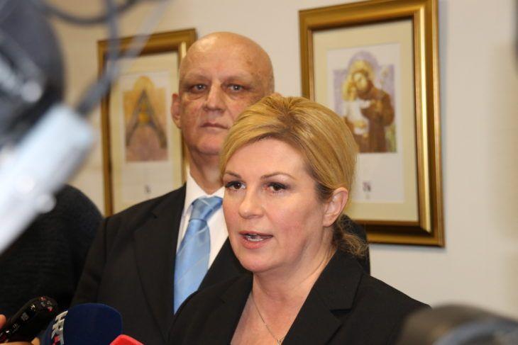 Predsjednica Grabar Kitarović: Depopulacija je najveća ugroza