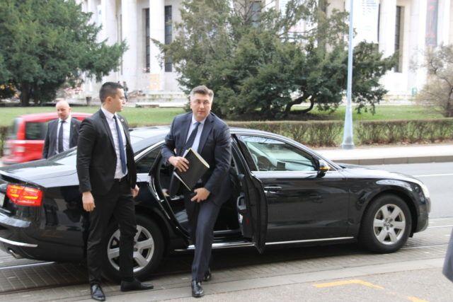 Predsjednik Vlade Plenković: Nemam pojma o Stierovu pismu, nisam niti znao da je u Argentini