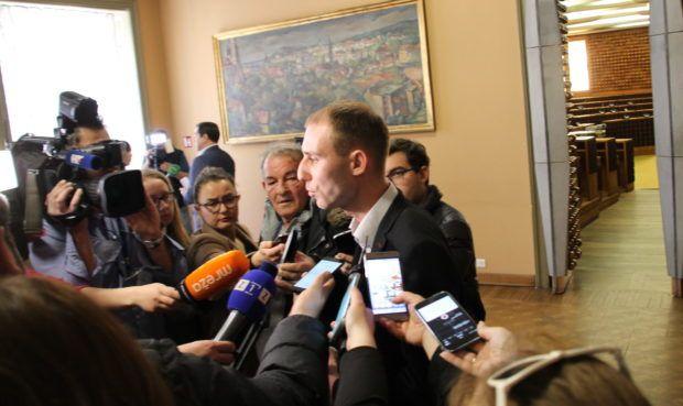 """GRADSKA SKUPŠTINA – Matej Mišić poručio: """"Nasilje nije hrabrost"""""""