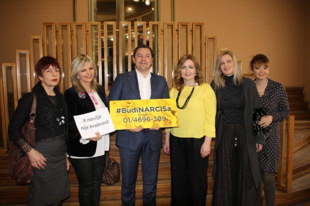 Grad Zagreb nastavlja provođenje zdravstvene kampanje #BudiNARCISa