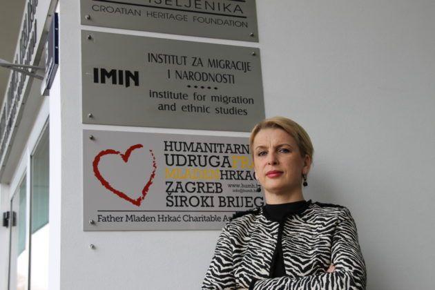 Znanstvenica Marina Perić Kaselj novi zamah u znanstvenim istraživanjima Instituta za migracije i narodnosti