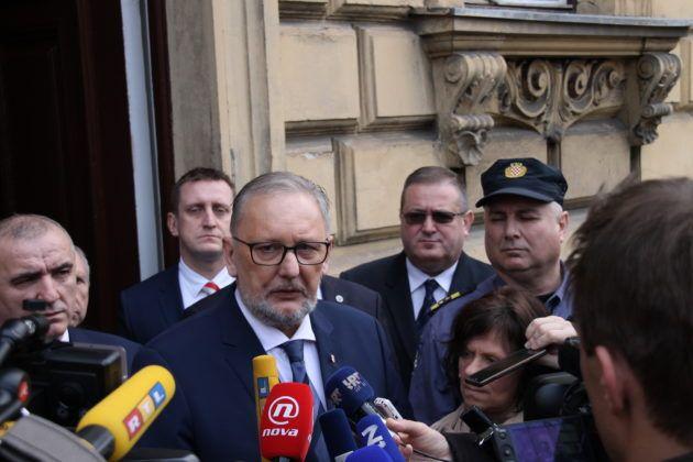 KVALITETNIJI I BOLJI UVJETI RADA – Ministar Božinović posjetio obnovljenu I. Policijsku postaju Zagreb