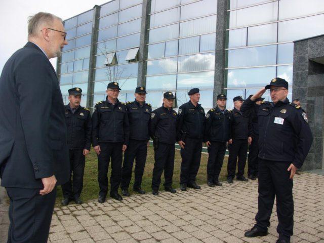 Ministar Božinović nazočio svečanom preuzimanju novog objekta PP Otok