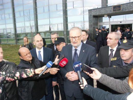 Ministar Božinović: HDZ će u raspravi o Istanbulskoj konvenciji dokazati svoju demokratičnost