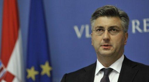 Premijer Andrej Plenković čestitao blagdan Pesah