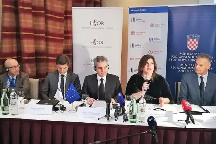 Gabrijela Žalac: Nužno je stvoriti investicijsku platformu za planiranje i provedbu strateških važnih projekata