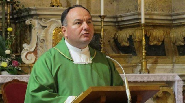Tiskovni ured Svete Stolice: Don Petar Palić novi hvarski biskup