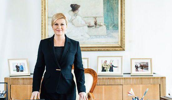Predsjednica Grabar-Kitarović: Primarna bi trebala biti egzistencijalna, a ne ideološka pitanja