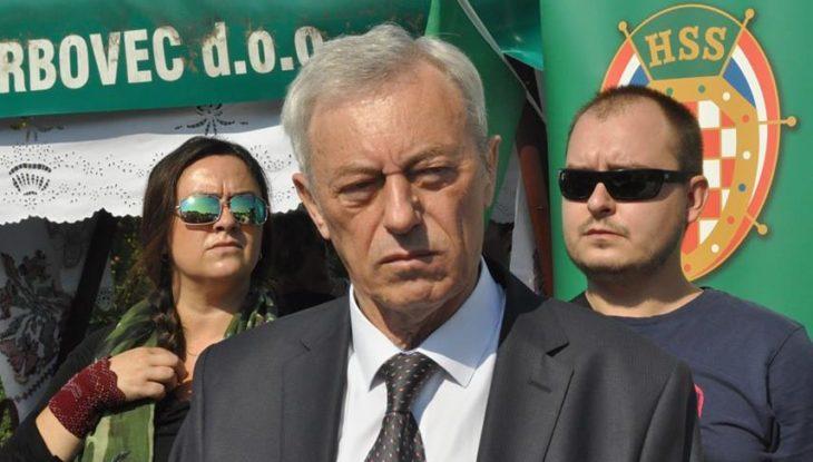 SAMOBOR – Stjepan Kožić dao ostavku na dužnost potpredsjednika HSS-a