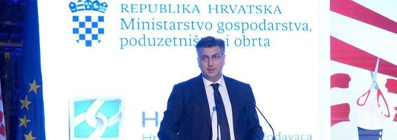 PREMIJER NA KONFERENCIJI JUTARNJEG LISTA: Plenković smatra da će Istanbulska konvencija biti prihvaćena, kritike Predsjednice ocijenio pripremama za kampanju