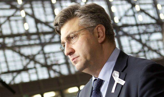 """Predsjednik Vlade Plenković: """"Svi imaju pravo na prosvjed u demokraciji"""""""