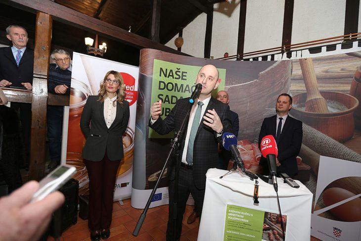 Tolušić u Pitomači: Raspisuje se oko 30 natječaja za projekte ruralnog razvoja za što je osigurano 3,7 milijardi kuna