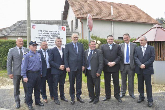 VARAŽDIN – Ministar Božinović: Sigurnost u prometu jedna je od najznačajnijih aktivnosti MUP-a