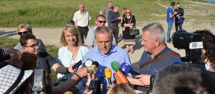 ŠEF ZAGREBA Bandić očekuje da će Gradska skupština prihvatiti Plan gospodarenja otpadom Grada Zagreba