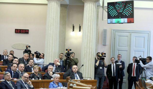 GLASOVANJE – Hrvatski Sabor potvrdio Istanbulsku konvenciju