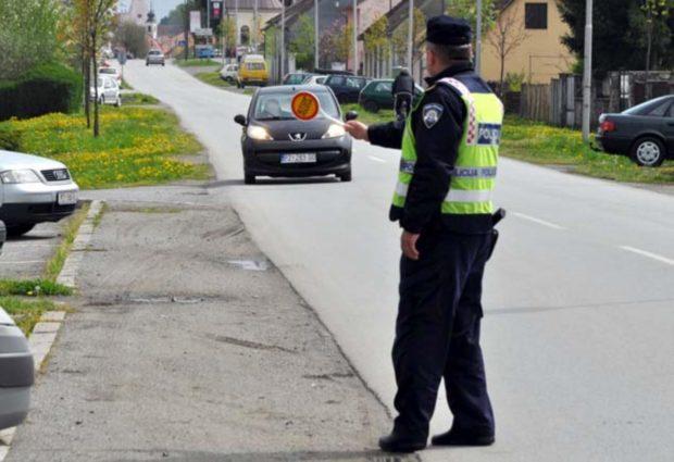MUP: Rezultati 24-satnog nadzora brzine, u jedan dan policija ulovila 2451 vozača s brzinom iznad dopuštene