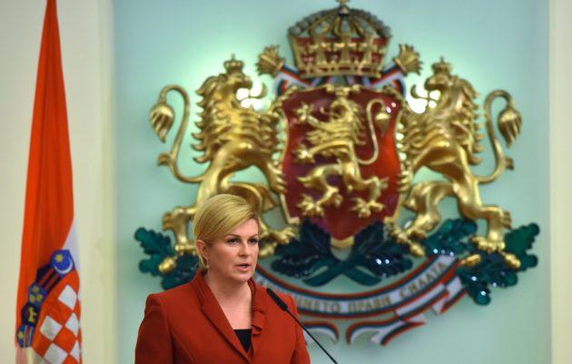 Predsjednica Grabar-Kitarović kaže da su Hrvatska i Bugarska zemlje slične povijesti i zajedničkih problema