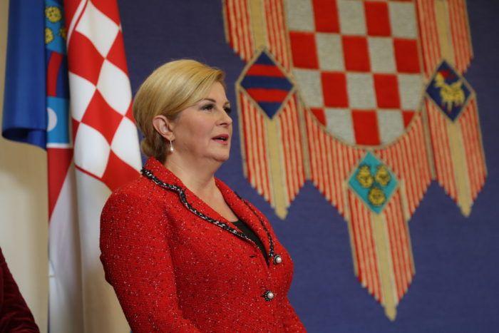 """Predsjednica Grabar-Kitarović: """"Todoriću je u interesu stati pred hrvatski sud"""""""